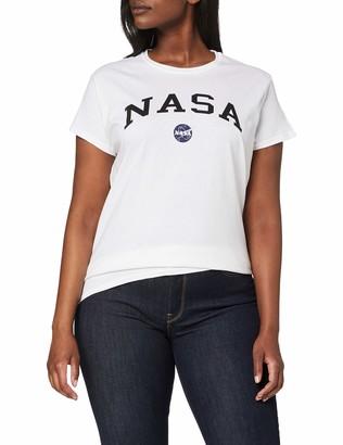 Brands In Limited Women's NASA Collegiate Sweatshirt