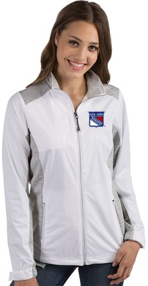 Antigua Women's New York Rangers Revolve Jacket