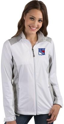 Antigua Women's New York Rangers Revolve Jacket