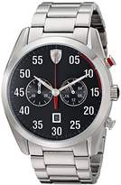 Ferrari Men's 0830176 D 50 Analog Display Quartz Watch