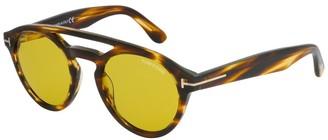 Tom Ford 50Mm Round Sunglasses