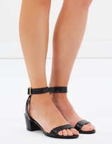 Spurr Poppy Low Block Heels