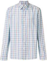 Prada checked casual shirt
