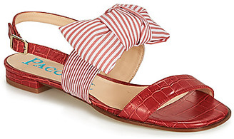 Paco Gil BOMBAY women's Sandals in Red