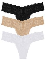 Cosabella Never Say Nevertm Bootietm Thong Basic Pack