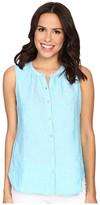 Tommy Bahama Sunset Chambray Sleeveless Shirt