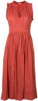 Ulla Johnson sleeveless frill dress - women - Cotton - 6