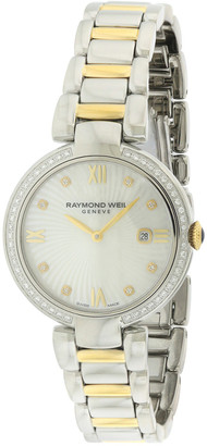 Raymond Weil Women's Stainless Steel Watch