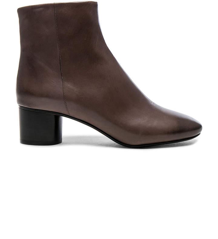 Isabel Marant Leather Danay Boots