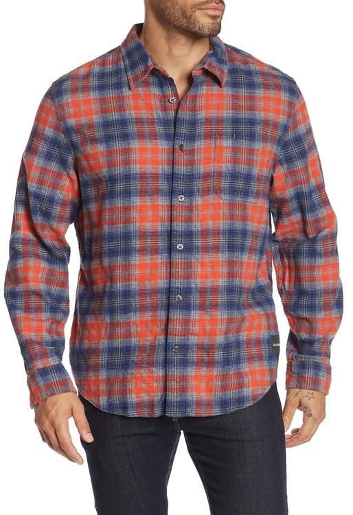 Calvin Klein Jackson Plaid Regular Fit Shirt
