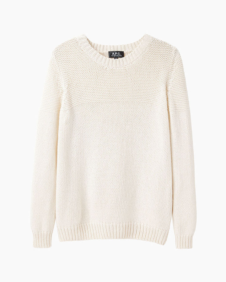 A.P.C. Mixed Stitch Pullover