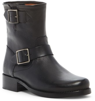 Frye Vicky Engineer Leather Boot
