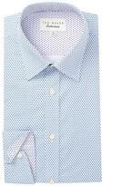 Ted Baker Ucello Trim Fit Dress Shirt
