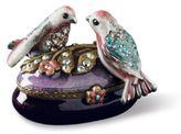 Gump's Jay Strongwater Lovebirds Box