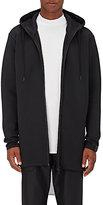 Y-3 Men's Neoprene Hooded Jacket-BLACK