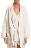 Rachel Comey Women's Husband Linen Coat