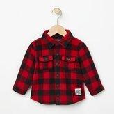 Roots Baby Buffalo Check Shirt