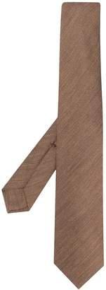 Kiton woven style tie
