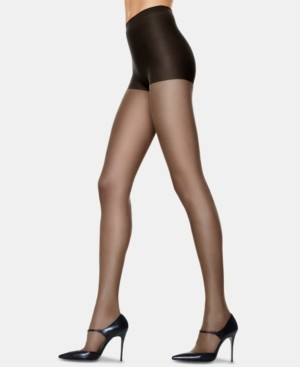 Hanes 6 Pack Control Top Silky Sheer Pantyhose