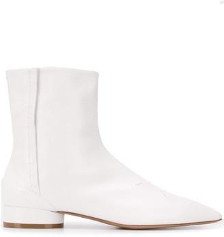 Maison Margiela Four-Stitches Ankle Boots
