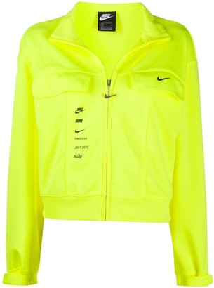 Nike Zip-Up Oversized Jacket