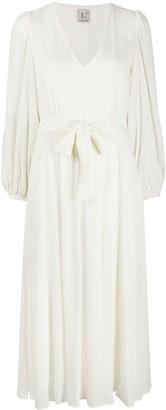 L'Autre Chose Tie-Waist Dress