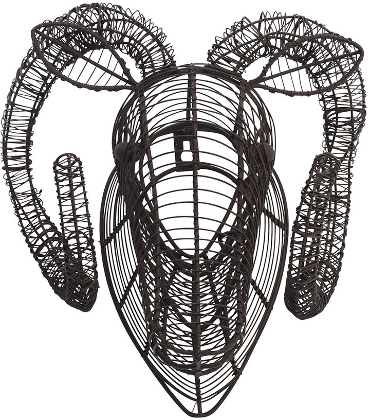 Nkuku - Eco Wire Animal Head - Ram