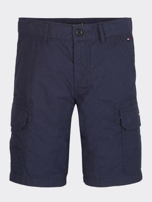 Tommy Hilfiger Pure Cotton Cargo Shorts