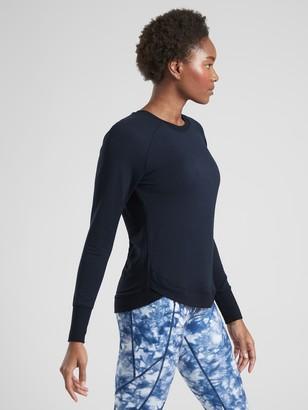 Athleta Mindset Sweatshirt