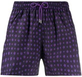Paul Smith star drawstring swim shorts