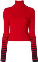 Tommy Hilfiger Tommy x Gigi striped sleeve sweater