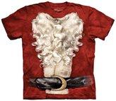 The Mountain Santa Suit Christmas Adult T-Shirt 2XL