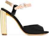 Christian Dior open toe sandals