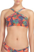 L-Space L Space Liberty Palm Serina Bikini Top