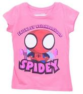 Marvel Spider-Man Girl`s T-Shirt
