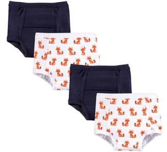 Hudson Baby Training Pants 4pk (Baby Boys)