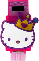Hello Kitty Kids Watch, Girls or Little Girls Flip-Top Watch