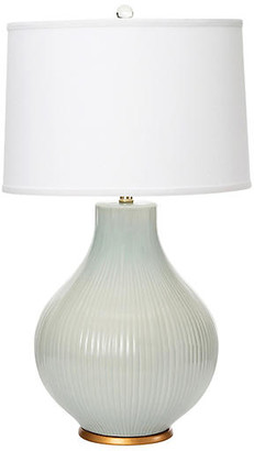 Santa Barbara Table Lamp - Pale Blue - BURKE & OATES