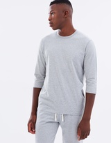 Reigning Champ Three Quarter Sleeve Tee