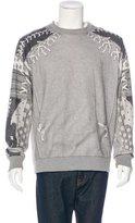Givenchy Stray Jacket Print Sweatshirt