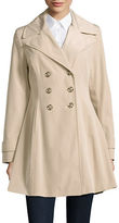 Ivanka Trump Fit-and-Flare Trench Coat