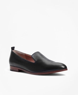 Brooks Brothers Leather Loafers