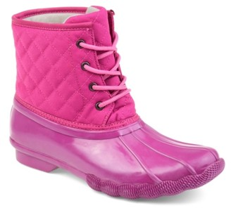 Journee Collection Chill Duck Boot