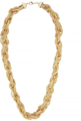 Daphine Paloma 18kt Gold-plated Necklace