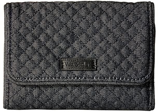 b6f343e352028e Gray Blue Wallet - ShopStyle