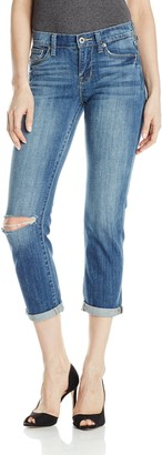 Lucky Brand Women's Mollie Crop Jean in Kalbarri 28