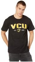 Champion College Virginia Commonwealth Rams Jersey Tee (Black) Men's T Shirt