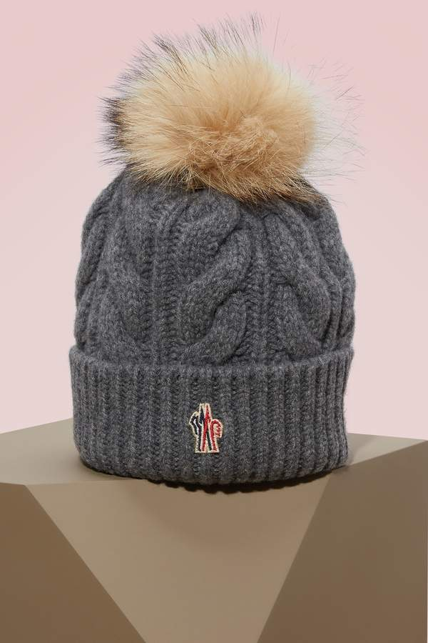 Moncler Wool and cashmere hat