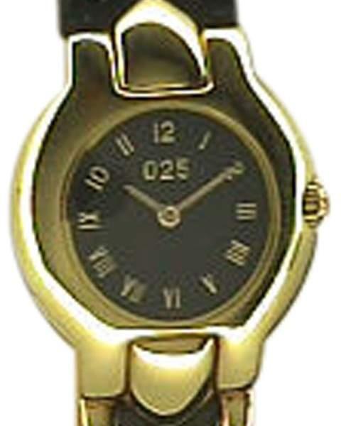 Versace 18K Yellow Gold Strapwatch