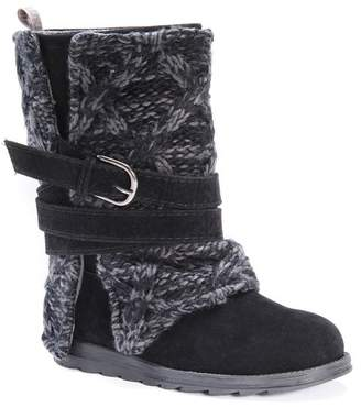 Muk Luks Nevia Knit Boot